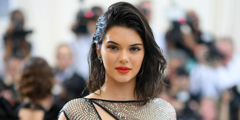 Kendall Jenner Jokingly Expresses Concern Over Kim Kardashian's Thin Figure