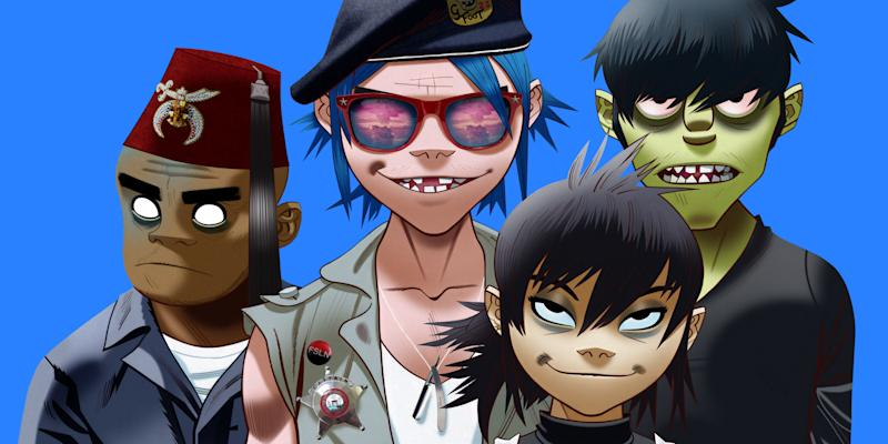 Photo credit: RMP / Gorillaz