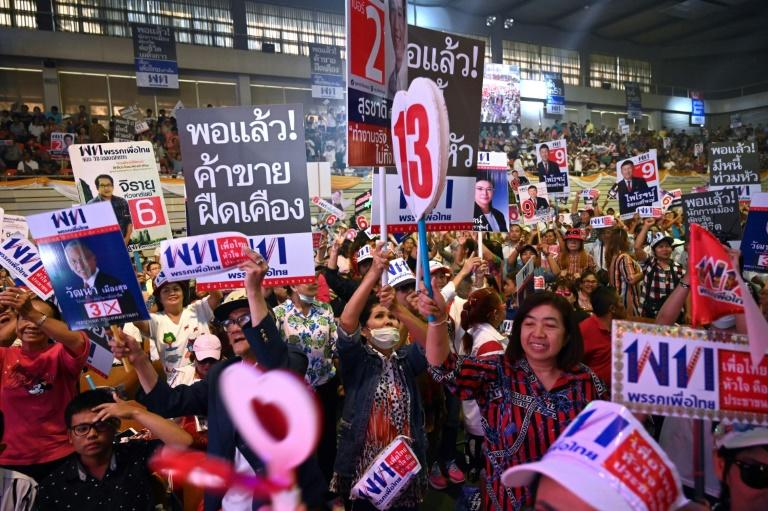 The Pheu Thai party taps a deep sense of loyalty from the poor but populous rural north and northeast