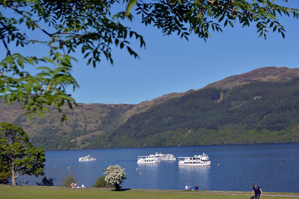Police Scotland warned open water swimming could be 'extremely dangerous' (Owen Humphreys/PA)