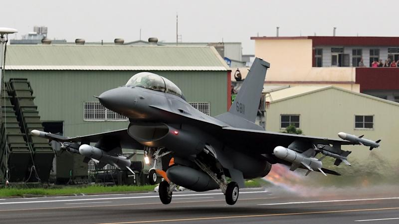 Taiwan seeks US help to set up first F-16V 'Viper' fighter jet maintenance centre in Asia-Pacific