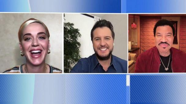 VIDEO: Luke Bryan, Lionel Richie and Katy Perry talk about new season of 'American Idol' (ABCNews.com)
