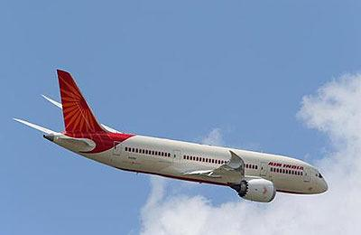 Air India Boeing 787 diverted after software glitch