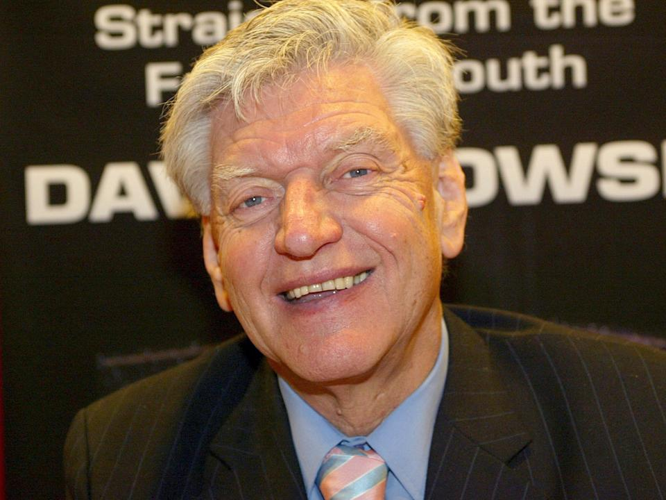 <p>Dave Prowse was a regular at Star Wars fan conventions</p>Rex