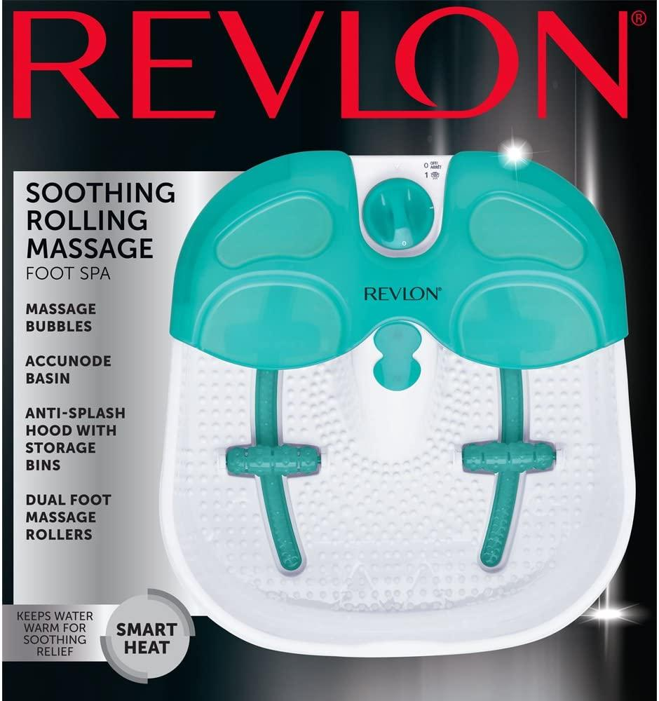 Revlon Soothing Massage Foot Spa [Photo via Amazon]
