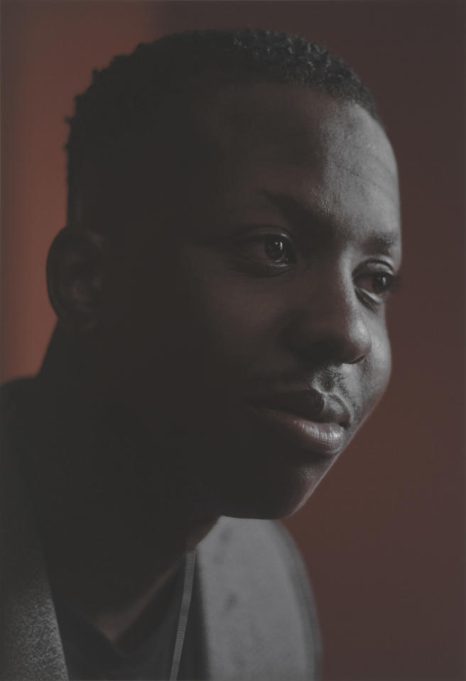 <p>Film director Jamal Edwards is also included in the exhibition [Picture: Simon Frederick/NPG] </p>