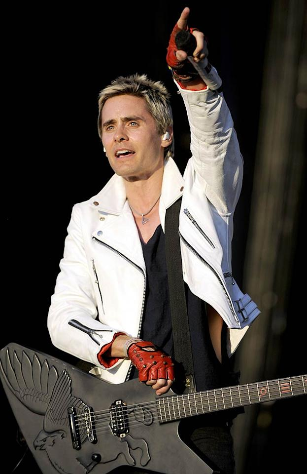 "December 26: Jared Leto turns 39 Tim Mosenfelder/<a href=""http://www.gettyimages.com/"" target=""new"">GettyImages.com</a> - September 26, 2010"