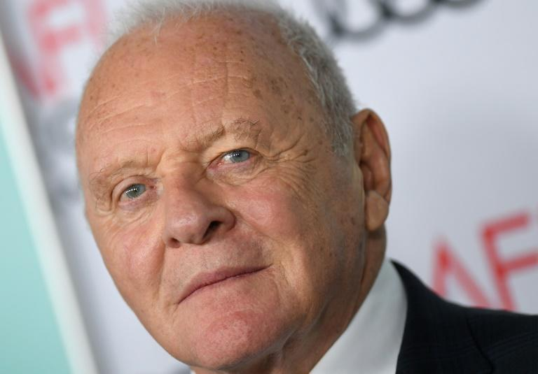 Welsh actor Anthony Hopkins won the best actor award for his performance as an elderly man suffering dementia