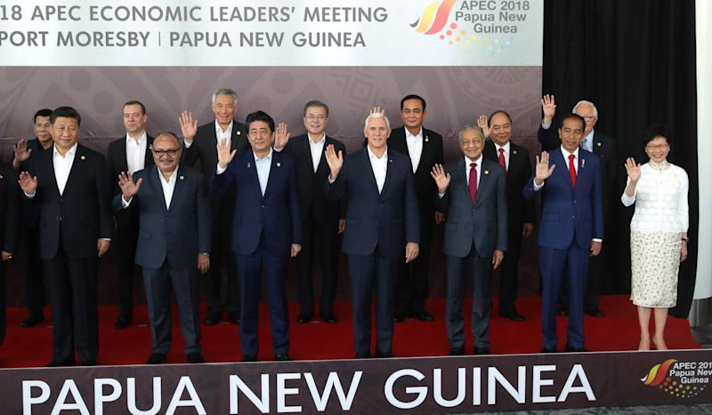 Apec summit ends without agreement as US and China's deep divisions over trade emerge