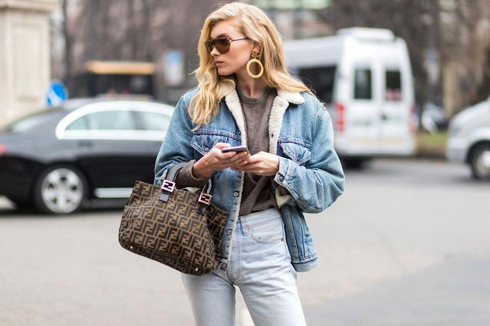 <p>There's nothing more versatile than the denim jacket. It can take us from fall to spring, to chilly summer nights by the beach. Whether you like yours oversized and boxy, or the perfect crop fit, we're shopping out some of our favorite denim looks to try now. </p>