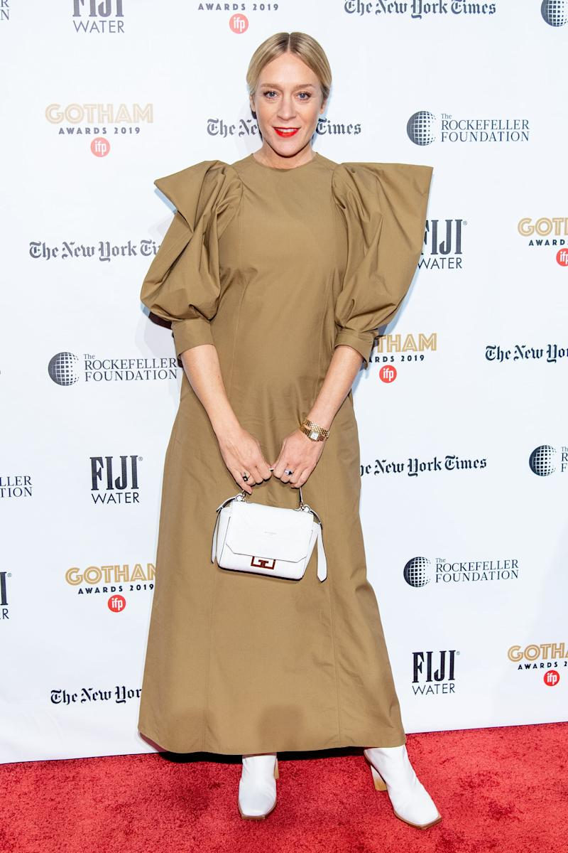 NEW YORK, NEW YORK - DECEMBER 02: Chloe Sevigny attends the 2019 IFP Gotham Awards at Cipriani Wall Street on December 02, 2019 in New York City. (Photo by Roy Rochlin/WireImage)