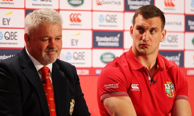 "<span class=""element-image__caption"">The British and Irish Lions captain Sam Warburton and head coach Warren Gatland will lead the last six-week tour during this summer after changes to the global rugby calendar.</span> <span class=""element-image__credit"">Photograph: Warren Little/Getty Images</span>"