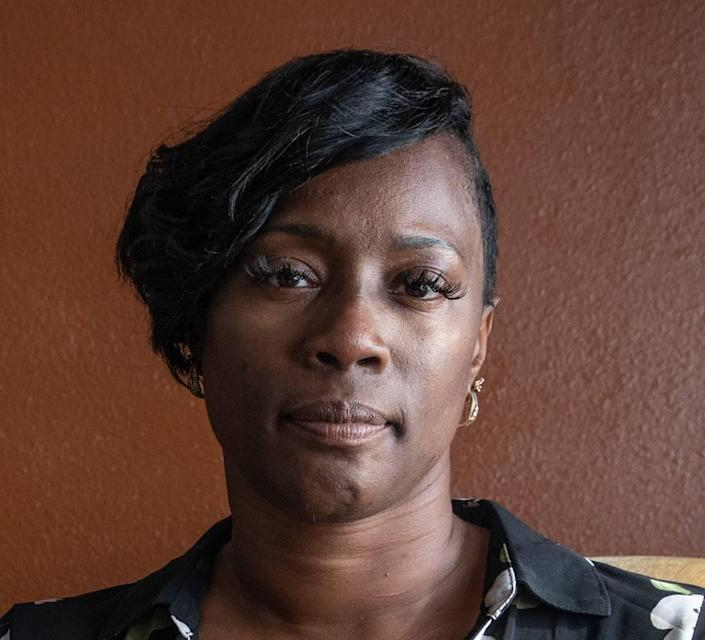 Crystal Mason is a Tarrant County resident. She is represented by the American Civil Liberties Union of Texas, the national ACLU, and the Texas Civil Rights Project, along with criminal defense attorneys Alison Grinter and Kim Cole.