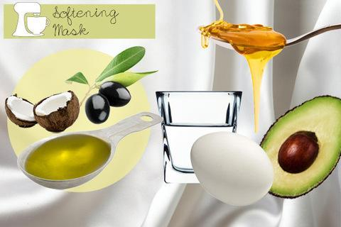 """<div class=""""caption-credit""""> Photo by: Thinkstock</div><b>Softening Masks</b> <br> Vitamin E-dense avocado is the ultimate nourisher, and it's already mask-like texture makes it a favorite of Asemanfar's. In a blender, add half a ripe avocado, one egg, a tablespoon each of olive oil, coconut oil and honey, along with one ounce of water. Pulse until creamy. Apply to strands and rinse out after 20 minutes."""