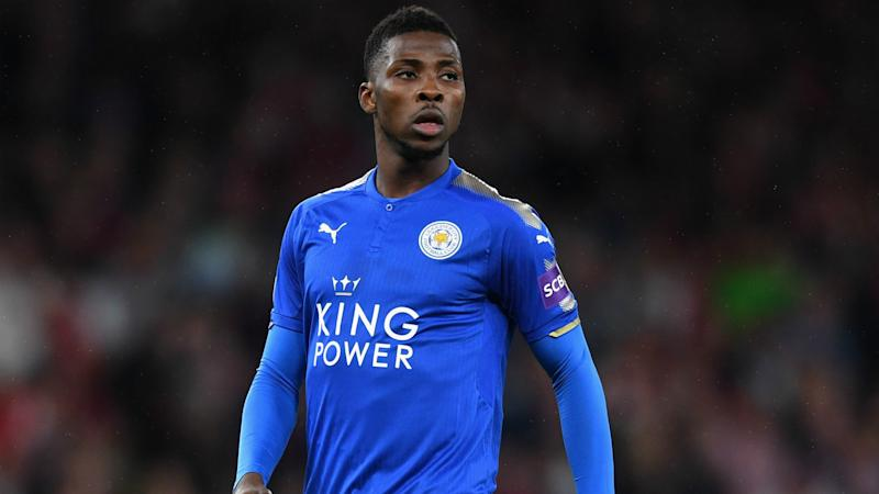 Iheanacho Voted Man Of The Match In Leicester's Win Away From Home