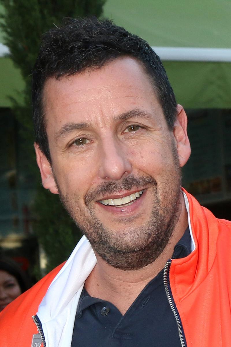"Adam Sandler at the ""Murder Mystery"" Premiere at the Village Theater on June 10, 2019 in Westwood, CA"