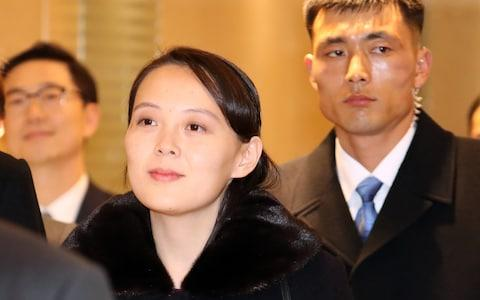 Kim Yo-jong - Credit: AFP PHOTO/YONHAP