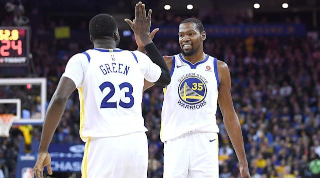 """<p>Friday boasts a nine-game NBA slate to kick off the weekend. Consider using some of the players below and plugging them into our <a href=""""https://www.lineuplab.com/NBA/DK/?aid=si"""" rel=""""nofollow noopener"""" target=""""_blank"""" data-ylk=""""slk:NBA Lineup Optimize"""" class=""""link rapid-noclick-resp"""">NBA Lineup Optimize</a>r to hopefully build winning lineups on a night with multiple avenues of roster construction.</p><h3>Point Guard</h3><p><strong>Spencer Dinwiddie, vs. Hawks (FD: $6,700, DK: $6,600)</strong></p><p><em>Projected Points: FD: 36.61, DK: 36.92</em></p><p>Dinwiddie went ice cold against the Pistons on Wednesday night hitting only one of five shots in 26 minutes of play. After a game like that, you'll see a lot of people lay off the player in question thanks largely to an over-reliance on recent results. However, smart DFS'ers know that past performances aren't necessarily indicative of future results. Dinwiddie is in a good spot to bounce back against an unimposing Hawks defense on Friday.</p><p><strong>Jarrett Jack, vs. Timberwolves (FD: $4,700, DK: $4,600)</strong></p><p><em>Projected Points: FD: 26.13, DK: 26.74</em></p><p>Jack fully impressed in the double-OT loss to Chicago on Wednesday, notching his second triple-double of the season. Jack is getting more run of late, and as his playing time increases, so does his usage rate. Jack is an ideal punt play, coming in at low prices on both sites.</p><h3>Shooting Guard</h3><p><strong>Eric Gordon, vs. Suns (FD: $8,100, DK: $7,400)</strong></p><p><em>Projected Points: FD: 34.46, DK: 36.31</em></p><p>Gordon is a great value on both sites, especially DraftKings where he's in the mid-$7,000s. He's putting up a whopping 57.3 DraftKings points per game over his last four contests, making his price tag even more of a mystery. His exact damage in those four games is 24.8 points, 6.5 assists and 4.3 rebounds per game. I don't see any reason at all why you should exclude him from your DFS lineups.</p><p><strong>Devin Booker,"""