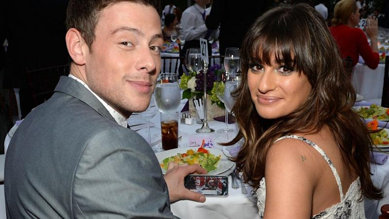Lea Michele honors Cory Monteith of anniversary of his death