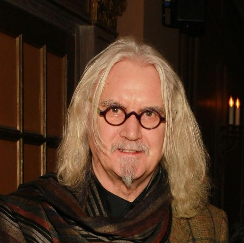 Billy Connolly says his return to the stage will depend on his course of Parkinson's medication - Credit: Holden/Variety/REX/Shutterstock/Rex