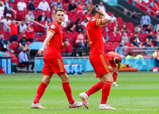 Gareth Bale and Aaron Ramsey could not inspire Wales