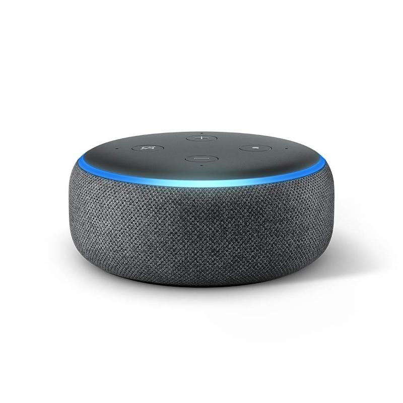 Free Echo Dot with Fire TV Edition TV purchase. (Photo: Amazon)