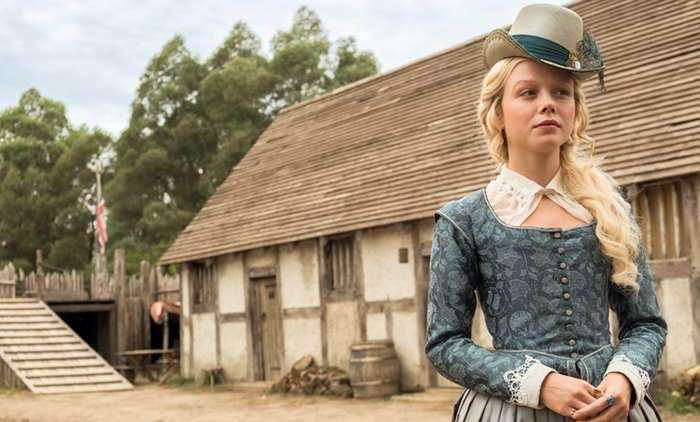 Jamestown and the dynamics of power (Sky One)