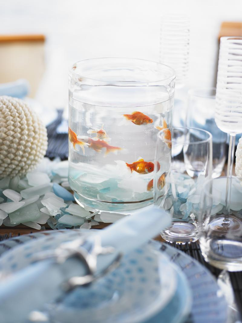 Maid of Honor Forced to Clean Up 99 Dead Goldfish After Bride's Wedding Favor Idea Goes Horribly Awry