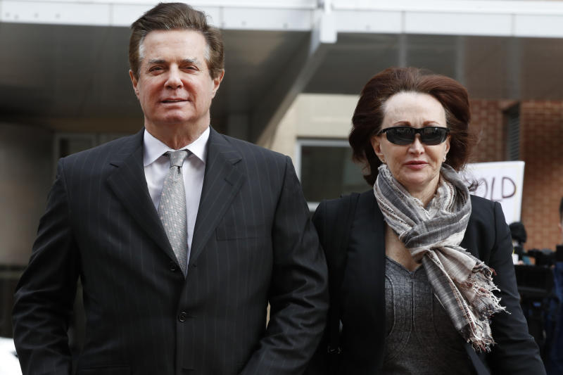 Mueller Requests Immunity for 5 Witnesses Set to Testify Against Manafort