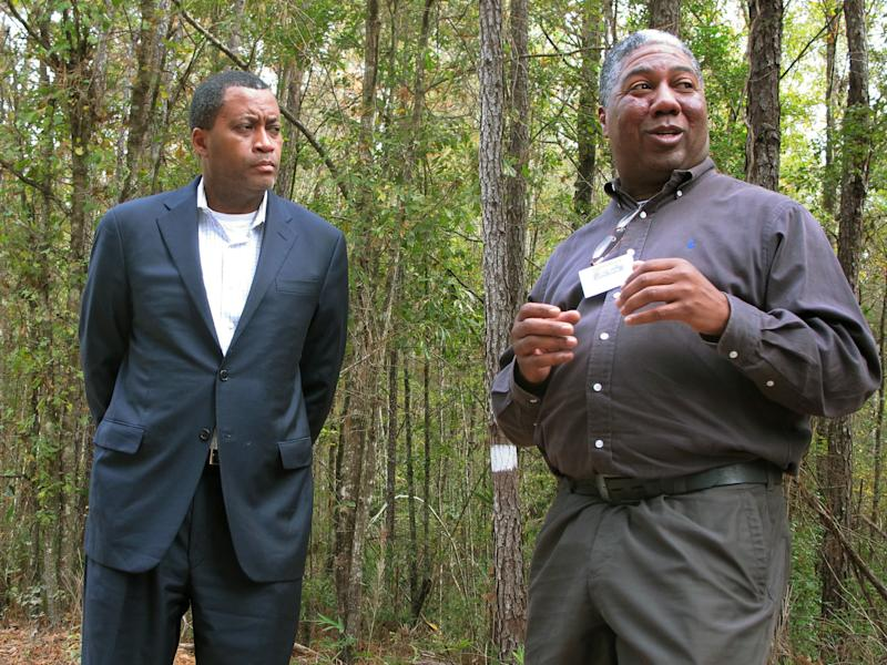 Work to save black-owned forests garners praise