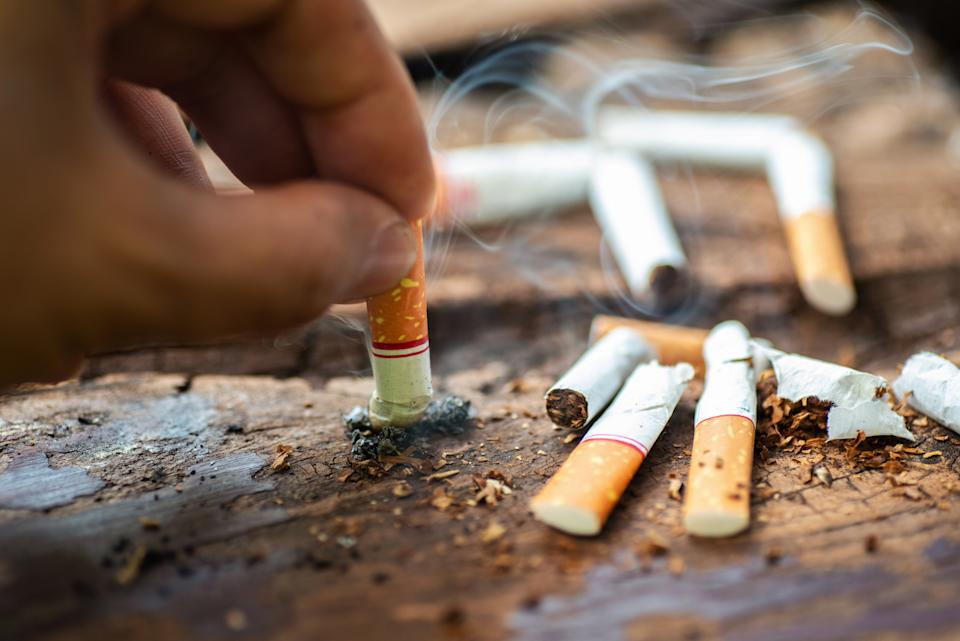 Marlboro has announced plans to stop selling cigarettes in the next decade. (Getty Images)
