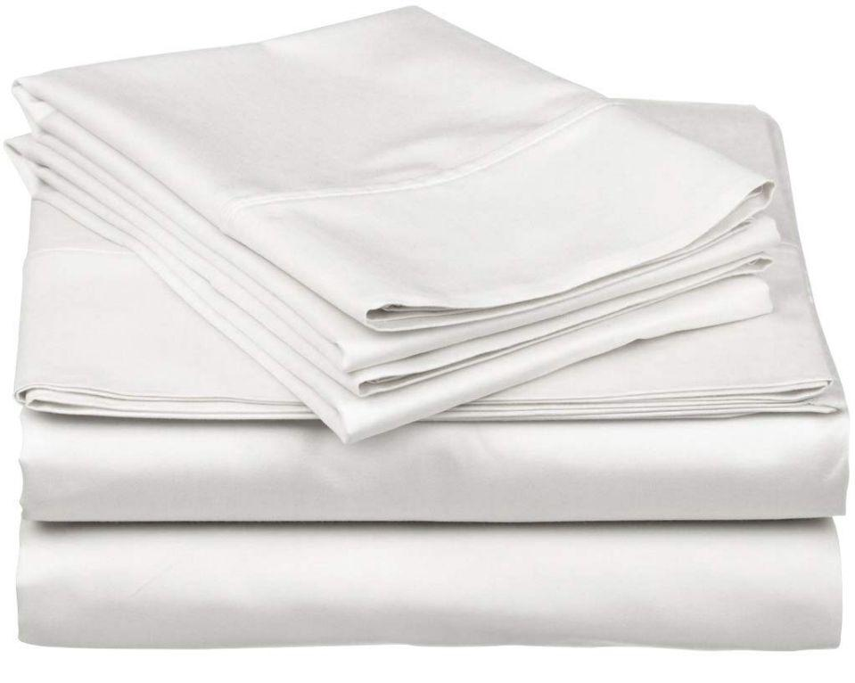These sheets are sooo soft. (Photo: Amazon)