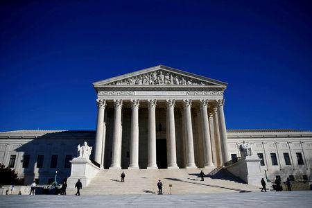 Supreme Court decides case on purging voter registration rolls