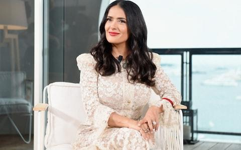 Salma Hayek is one actress who has accused Harvey Weinstein of sexual misconduct  - Credit: Stefania M. D'Alessandro/Getty