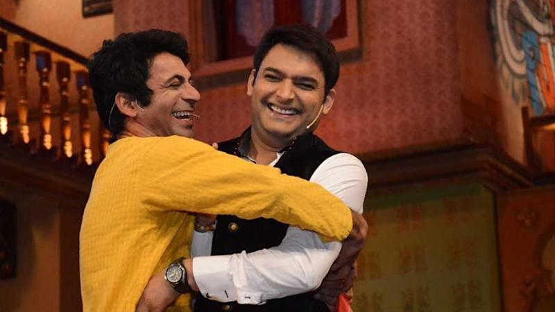 Here's What Kapil Sharma Has to Say About the Sunil Grover Row
