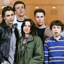 """<p>With a cast that included actors who would go on to become massive stars, including Linda Cardellini, Seth Rogen, Jason Segel, James Franco, and Busy Phillips, it's hard to understand how this show only got one season. There needed to be SO much more.</p><p><a class=""""link rapid-noclick-resp"""" href=""""https://www.amazon.com/Freaks-Geeks-Complete-Linda-Cardellini/dp/B0001EQHXO?tag=syn-yahoo-20&ascsubtag=%5Bartid%7C10063.g.34770662%5Bsrc%7Cyahoo-us"""" rel=""""nofollow noopener"""" target=""""_blank"""" data-ylk=""""slk:Buy Season 1"""">Buy Season 1</a></p>"""