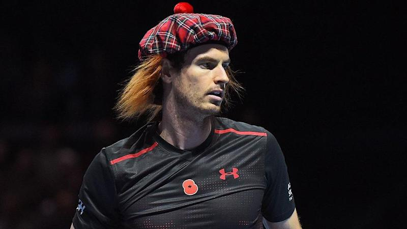 Andy Murray. Pic: Getty