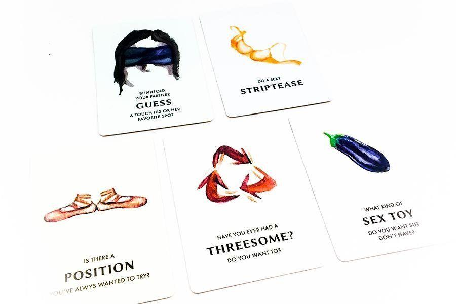 """Who says games are just for kids? This <a href=""""https://unboundbabes.com/products/unbound-truth-or-dare-cards"""" rel=""""nofollow noopener"""" target=""""_blank"""" data-ylk=""""slk:Truth Or Dare card set"""" class=""""link rapid-noclick-resp"""">Truth Or Dare card set</a> from Unbound is loaded with cheeky questions and racy dares. <strong><a href=""""https://unboundbabes.com/products/unbound-truth-or-dare-cards"""" rel=""""nofollow noopener"""" target=""""_blank"""" data-ylk=""""slk:Get it at Unbound"""" class=""""link rapid-noclick-resp"""">Get it at Unbound</a></strong>.&nbsp;"""