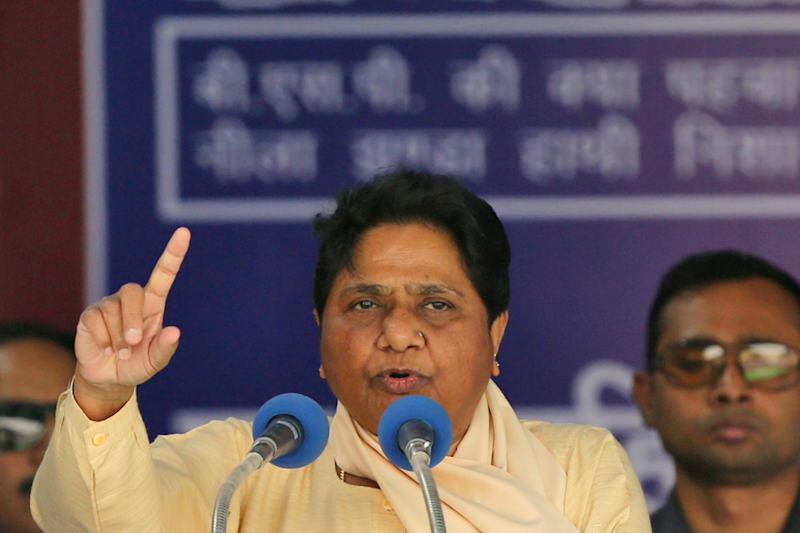 Mayawati Kickstarts Preparations for 2022 UP Assembly Polls With Instructions to BSP Cadre