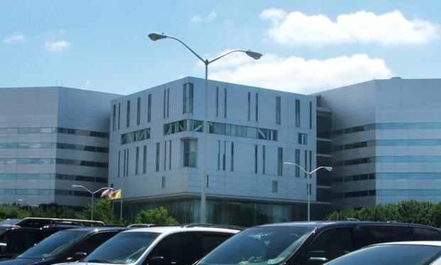 Richard J. Hughes Justice Complex, seat of the New Jersey Supreme Court. (Courtesy photo)