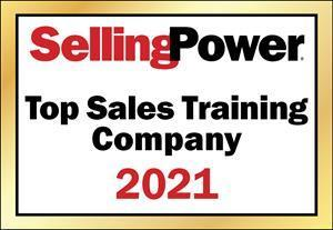 ValueSelling Associates Recognized as a Selling Power Top Sales Training Company (2021)