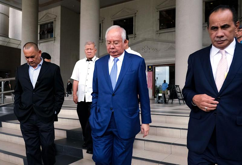 Judge Says Najib Has a Case to Answer in Corruption Trial