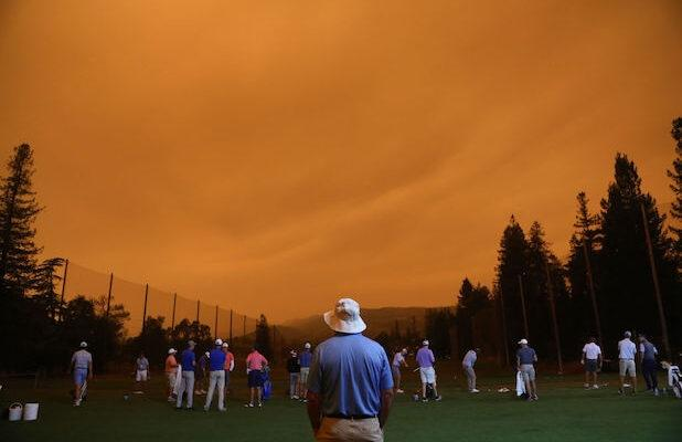 Bay Area Blanketed by Eerie Orange Skies: 'It Really Feels Like the Apocalypse'
