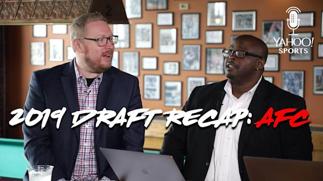 Charles Robinson and Terez Paylor discuss the 2019 draft from an AFC perspective along with Terez Paylor and Charles Robinson of Yahoo Sports.
