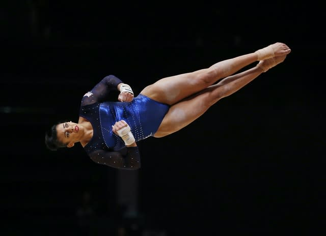 Ellie Downie is considered a strong medal favourite for Tokyo (Danny Lawson/PA)