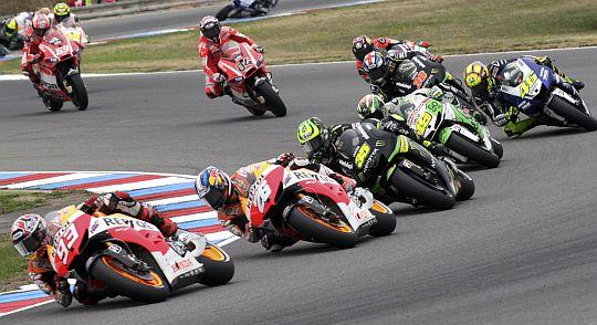 Marquez MotoGP golden run continues with fourth consecutive win