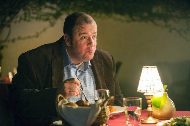 Chris Sullivan as Toby (Credit: Ron Batzdorff/NBC)