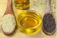 <p>Though often overlooked, sesame oil is a tasty and healthy alternative to vegetable oil, especially in seasonings and sauces as well as in stir-fried foods. Due to its strong, distinctive flavor, however, it's not the best choice for baking or for sweeter dishes, and should be used sparingly in your dish as it can easily overpower other flavors. </p>