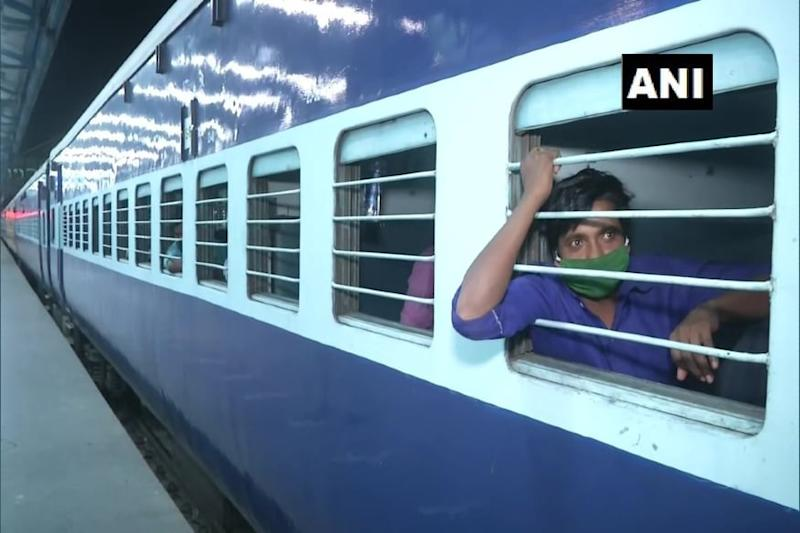 Railways Operated 1,300 Shramik Trains Since May 1, Ferried Over 17 Lakh Migrants: Officials