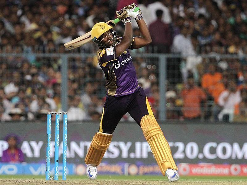 Andre Russell is in the MVP conversation in every IPL season
